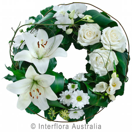 Embrace Wreath