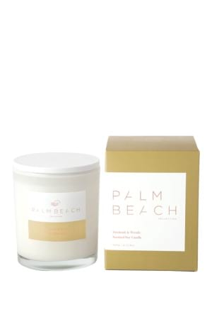 Palm Beach Candle Patchouli and  Woods