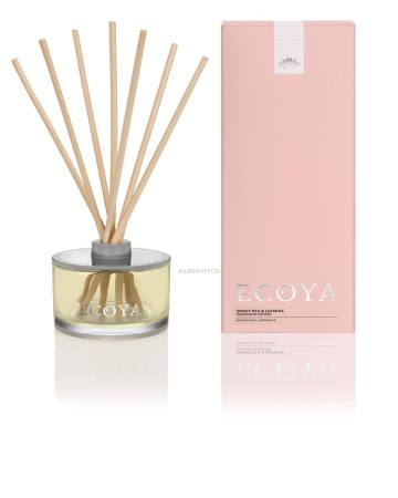 Ecoya Sweet Pea and Jasmine Diffuser