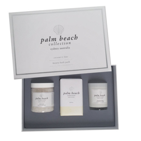 Palm Beach Luxury Bath Pack