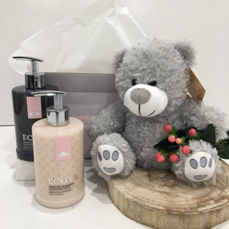 Ted and Ecoya  Sweet Pea and Jasmine Hamper