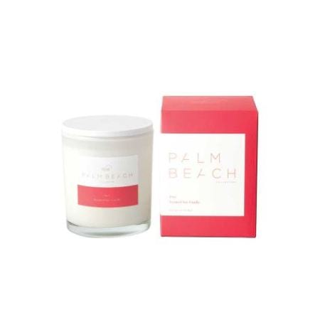 Palm Beach Posy Candle