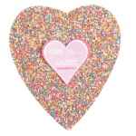 Freckleberry Chocolate Shapes 200g
