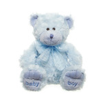 Georgie Bear Blue 20cm